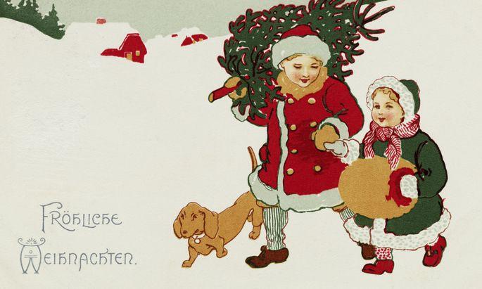 Auch in Zeiten der DSGVO dürfen Firmen noch Weihnachtspost schicken. Aber nicht jedem.