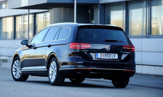 VW Passat, Rückruf