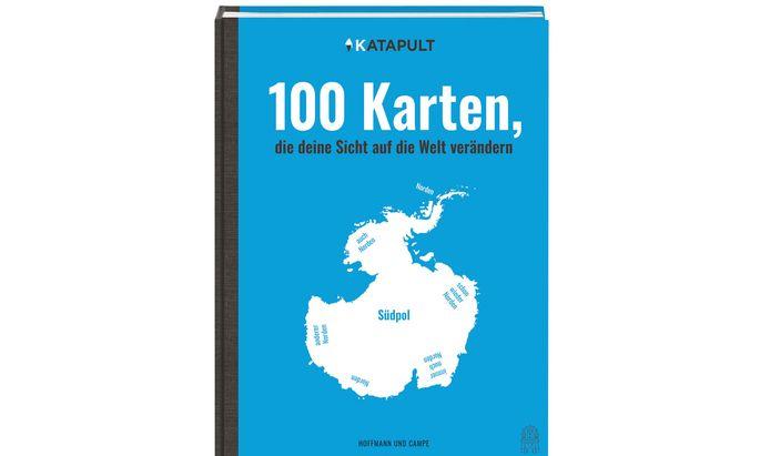 """Anhand von sozialen, wirtschaftlichen, politischen Daten betrachtet: """"100 Karten, die deine Sicht auf die Welt verändern"""" von"""
