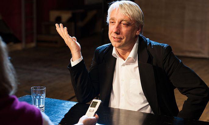 Andreas Kriegenburg im Gespräch mit der ''Presse''