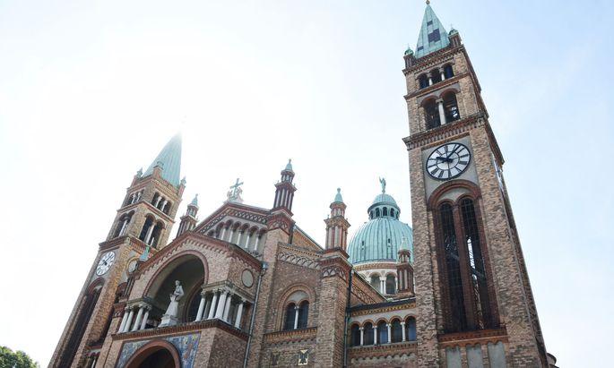 Antonskirche in Wien.