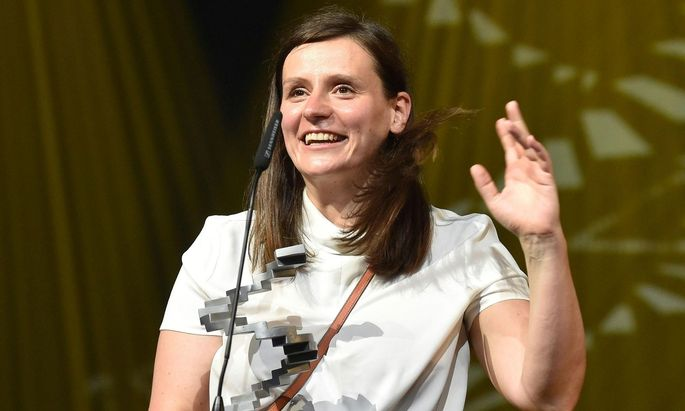 Sandra Wollner gewinnt den Österreichischen Filmpreis