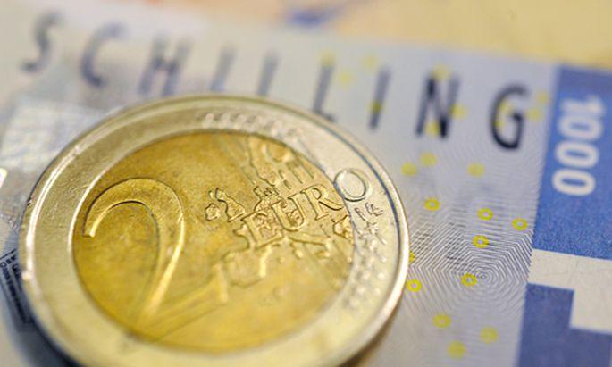 oesterreicher stellen Euro infrage