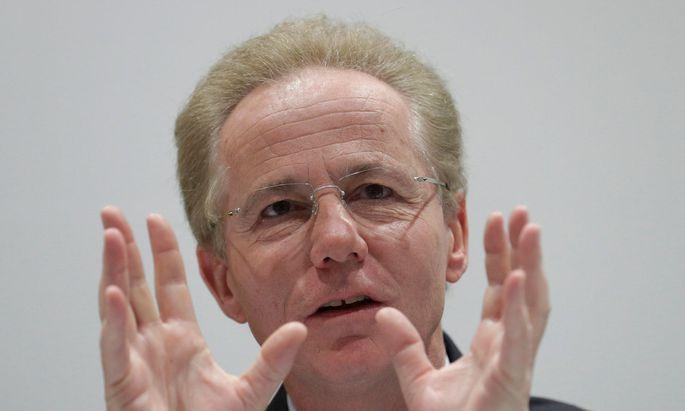 Georg Kapsch: schmerzhafte Verluste