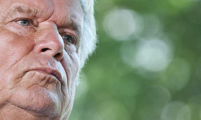 PRAeSENTATION DER BEWEGUNG 'WEIL'S UM WAS GEHT': HASELSTEINER