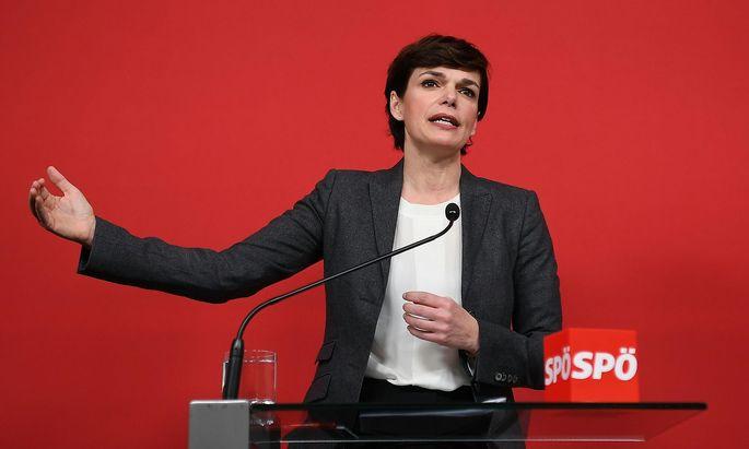 """Pamela Rendi-Wagner und Rainer Wimmer wollen """"1700 Euro steuerfrei""""."""