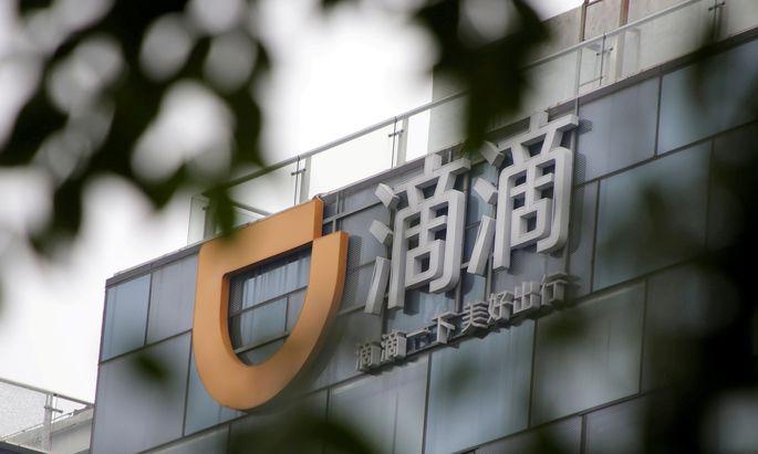Didi Chuxing soll persönliche Nutzerdaten illegal gesammelt haben.