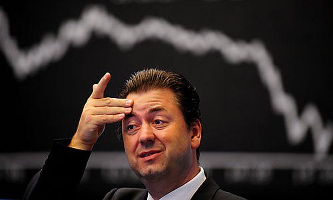 Die europäischen Börsen legten durch die Bank zu
