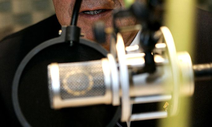 Uneinigkeit ueber InnenpolitikChef ORFRadio