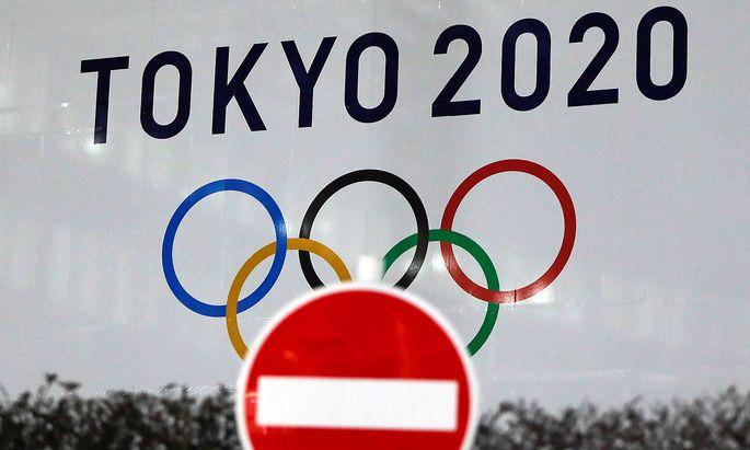 Noch sind die Olympischen Spiele nicht abgesagt.