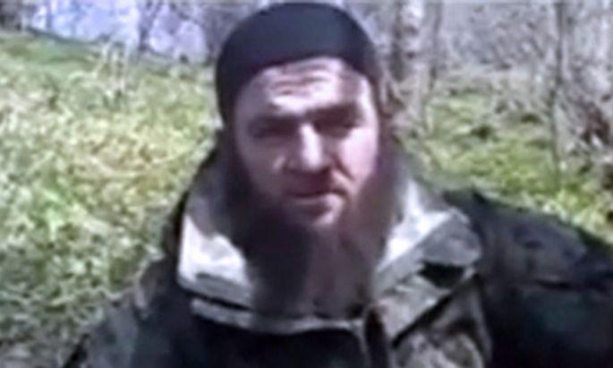 IslamistenRebell Umarow droht Russland