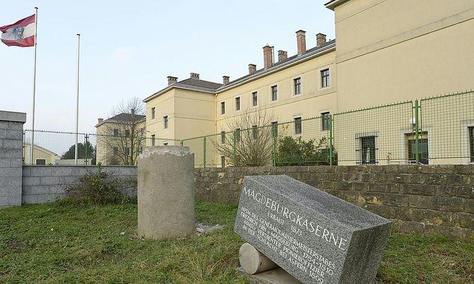 Klosterneuburg: Asylwerber beziehen Magdeburg-Kaserne