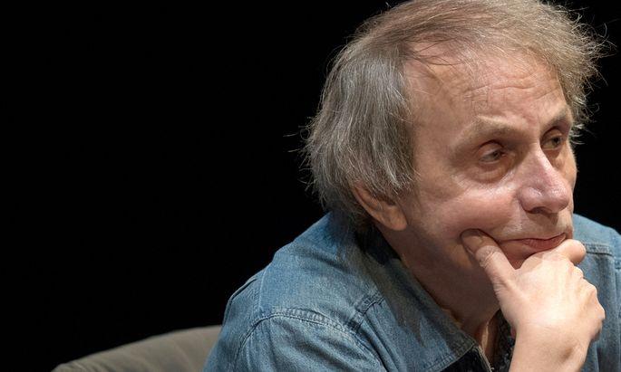 Michel Houellebecq reagierte am Freitag mit einer Rede voller Bernhard-Zitate auf den Preis.