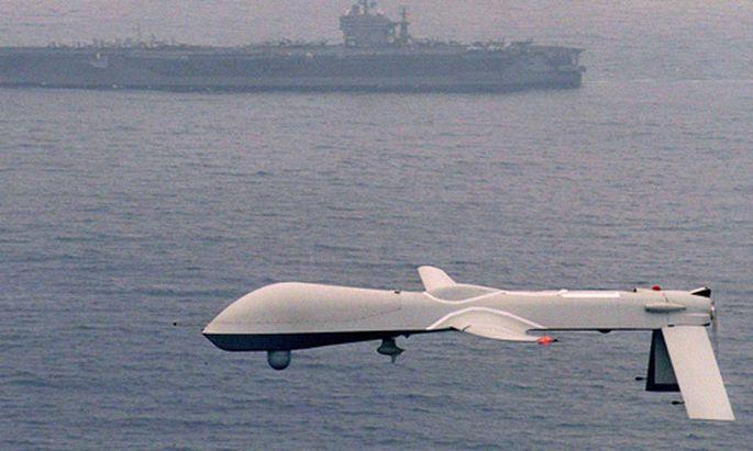 Pakistan: Mindestens 15 Tote bei US-Drohnenangriff