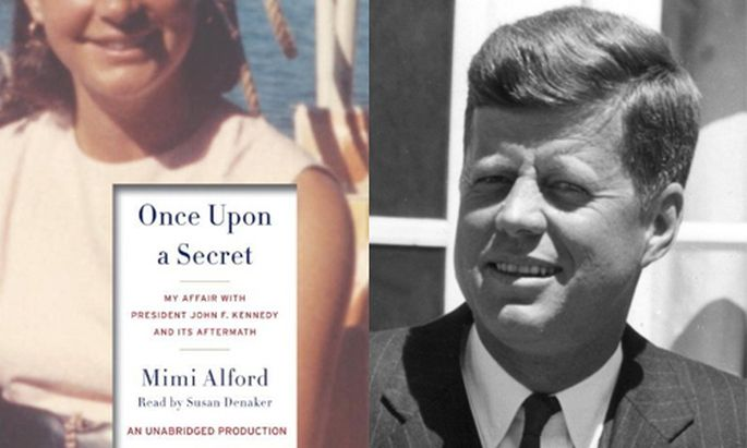 Mimi Alford und Kennedy