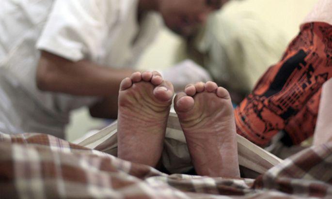 Symbolbild: Eine Beschneidung in Indonesien