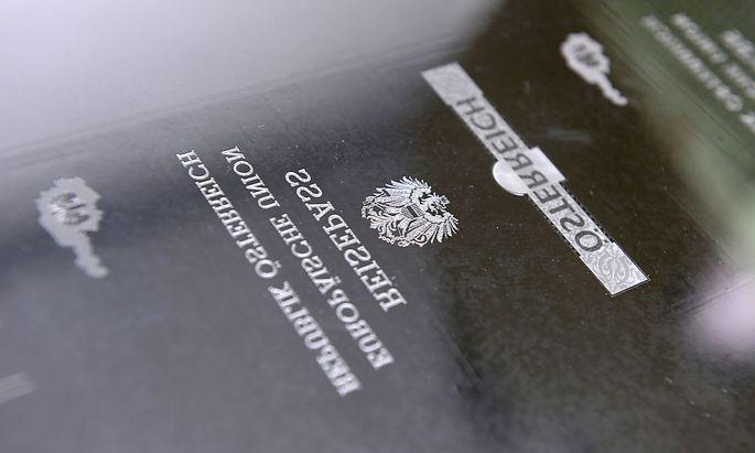 Druck aus der österreichischen Staatsdruckerei