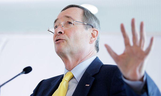 Wirtschaftskammer-Präsident Christoph Leitl.