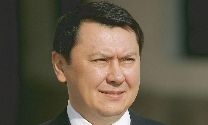 Der ehemalige kasachische Botschafter Rachat Alijew auf einem Archivbild