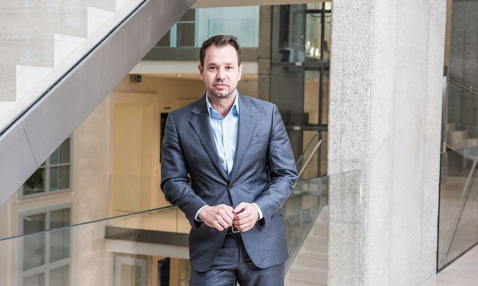 Öbag-Chef Thomas Schmid will die Staatsholding neu ausrichten.