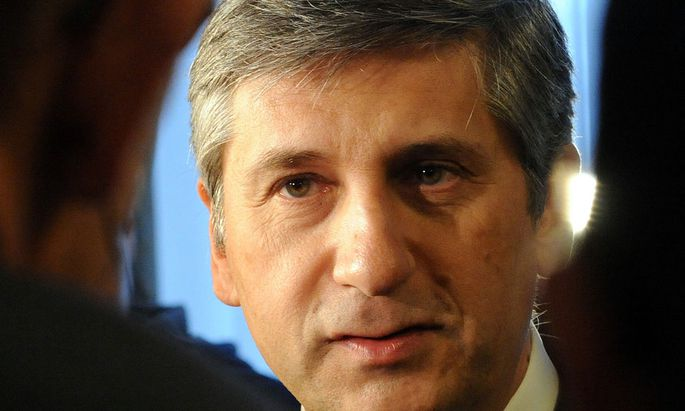 VP- Finanzminister Michael Spindelegger