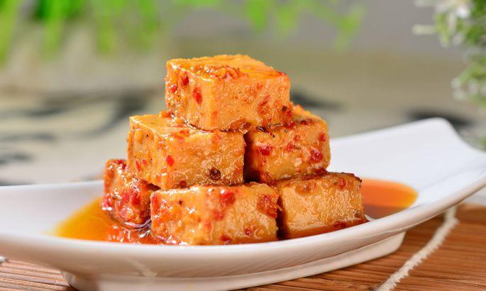 Zwei Rezepte mit Tofu.