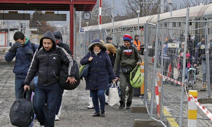 in zwei Jahren soll jeder zweite Flüchtling in Deutschland einen Job haben.