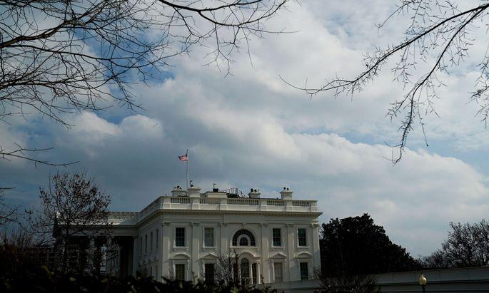 Hoffentlich wird das Weiße Haus wenigstens besenrein übergeben.