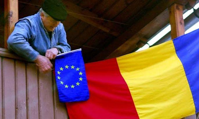 Rumänien glaubt an Schengen-Beitritt 2011