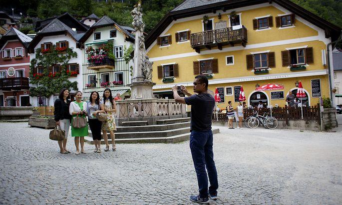 Travel Destination: Salzkammergut
