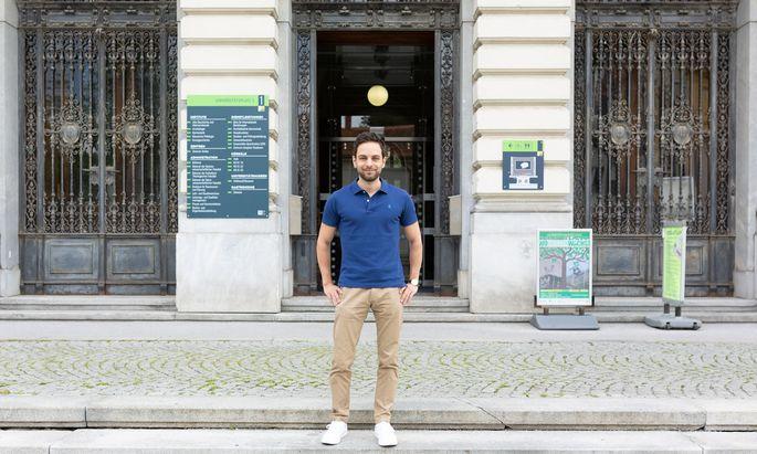 Welche Handlungsmaßnahmen ethisch besonders geboten sind, um dem Klimawandel entgegenzutreten, untersucht Thomas Pölzler an der Uni Graz.