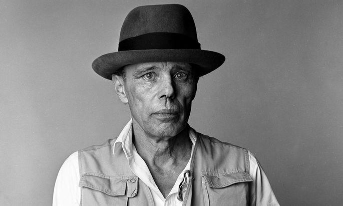 Portrait von Joseph Beuys (1921-1986)