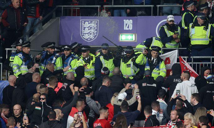 World Cup - UEFA Qualifiers - Group I - England v Hungary