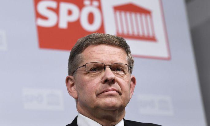 Die SPÖ macht Christian Deutsch zum Bundesgeschäftsführer.
