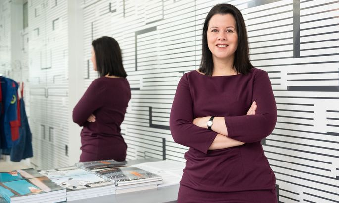 Für ihre Forschung über die DNA-Reparatur erhielt Joanna Loizou als erste Frau Österreichs einen ERC Synergy Grant.