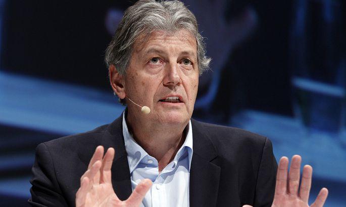Medienmanager Gerhard Zeiler.