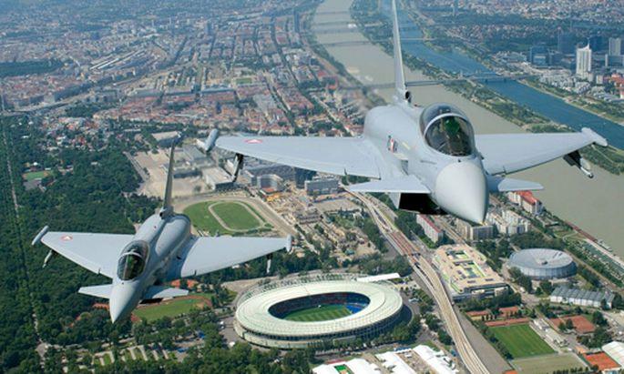 Ruestung EurofighterBetriebskosten heben