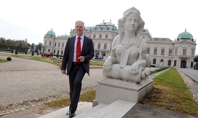 Selim Yenel diente einst als türkischer Botschafter in Wien