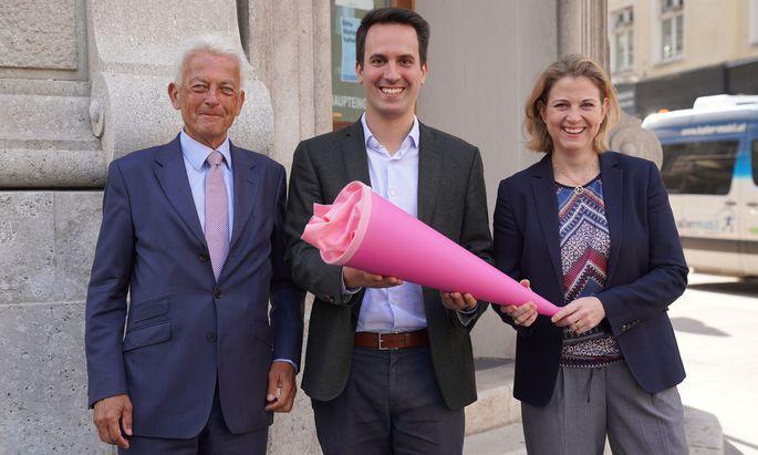 NEOS Wien: Bereiten wir unsere Kinder besser auf das Leben nach der Schule vor!