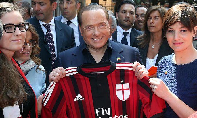 Berlusconi zieht sich auch langsam vom AC Milan zurück