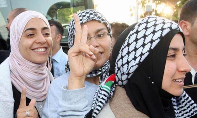 Israel laesst alle GazaAktivisten