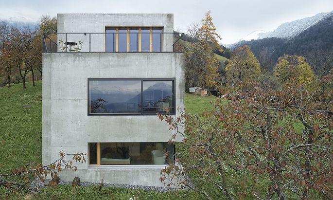 Mag schon sein, dass dieser Bau polarisiert. Für seine Bewohner ist er ein perfekter Rückzugsort.