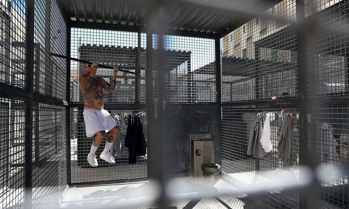 US-SAN-QUENTIN-STATE-PRISON'S-DEATH-ROW
