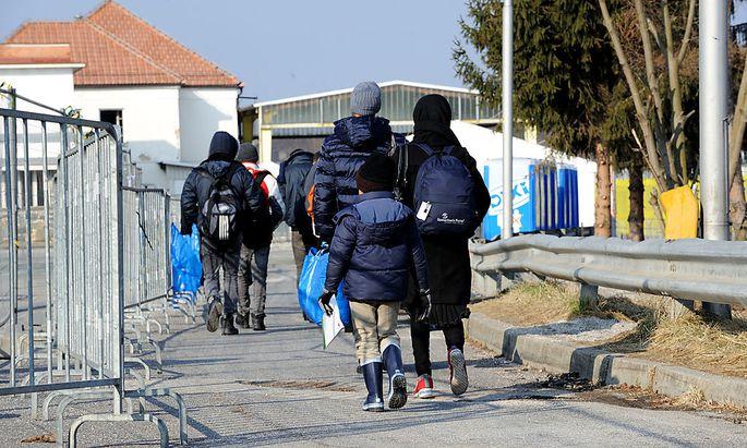 Asyl-Obergrenze