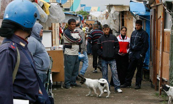 Roma-Vertreibungen kein rein französisches Problem