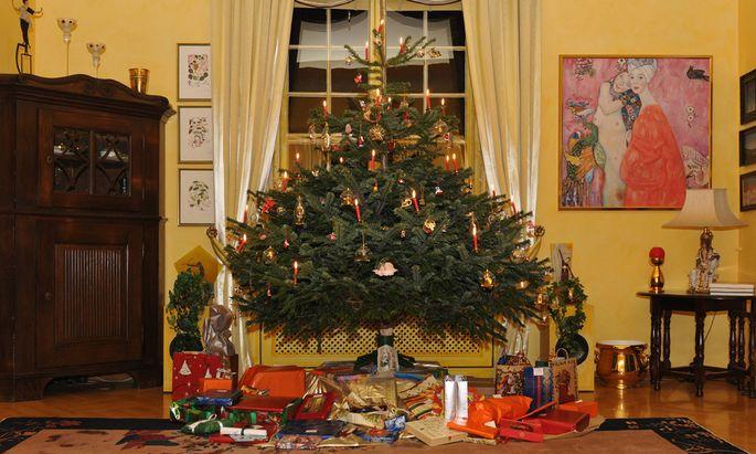 Wie feiern die Nachbarn den Heiligen Abend?