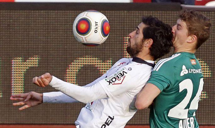 FUSSBALL: TIPICO BUNDESLIGA / RZ PELLETS WAC - SK RAPID WIEN