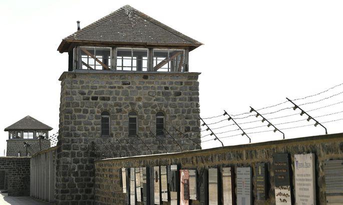 Das ehemalige Konzentrationslager Mauthausen