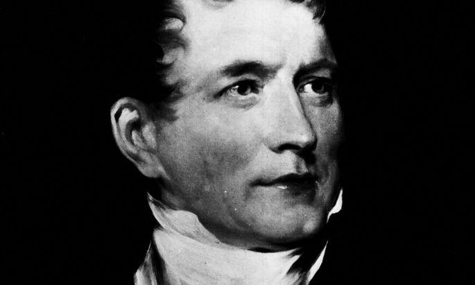 Friedrich von Gentz.