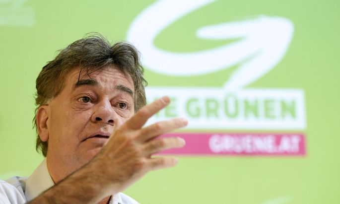 Nächster Vizekanzler? Werner Kogler, Grünen-Chef
